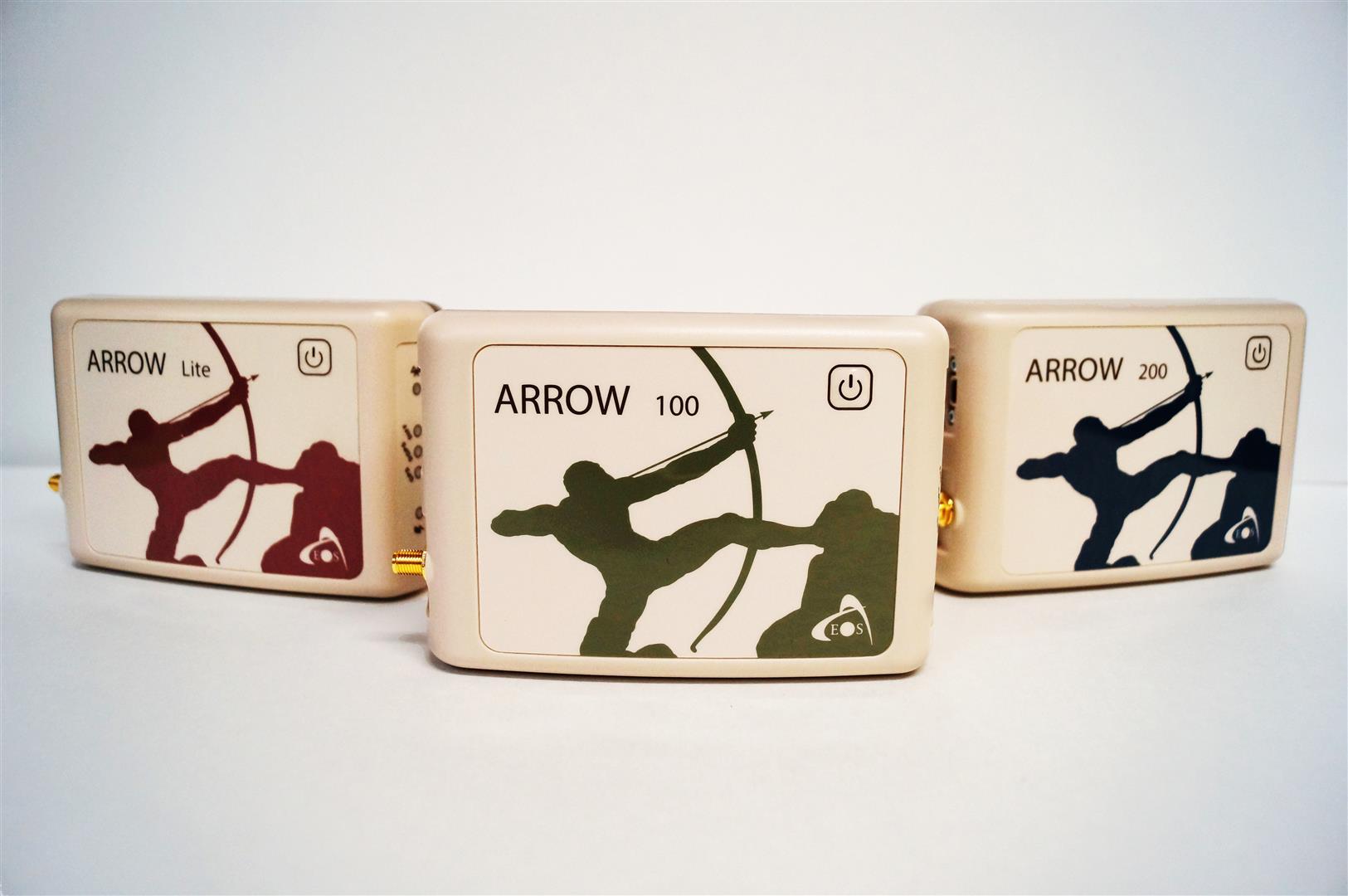 design récepteurs arrow series