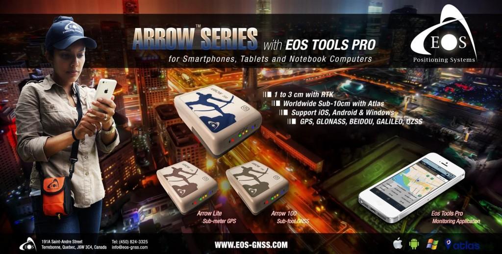 Eos Arrow Support