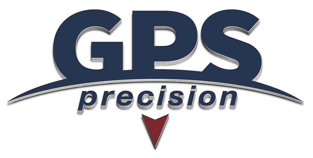 refonte logo gps precision